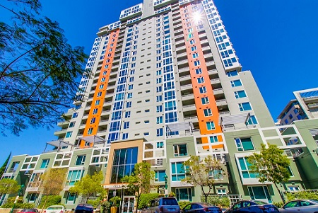 La vita in little italy downtown san diego condo for sale for La downtown condo for sale