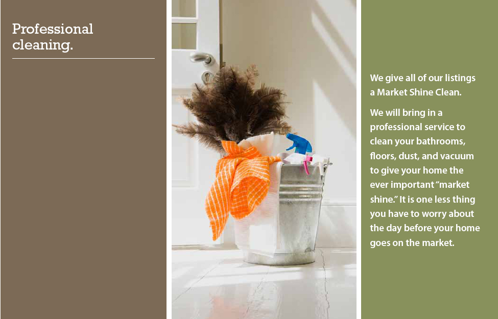 PorchLight Real Estate Group Cleaning