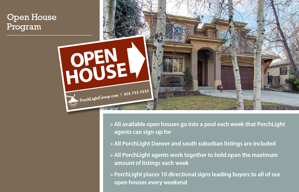 PorchLight Real Estate Group Open Houses