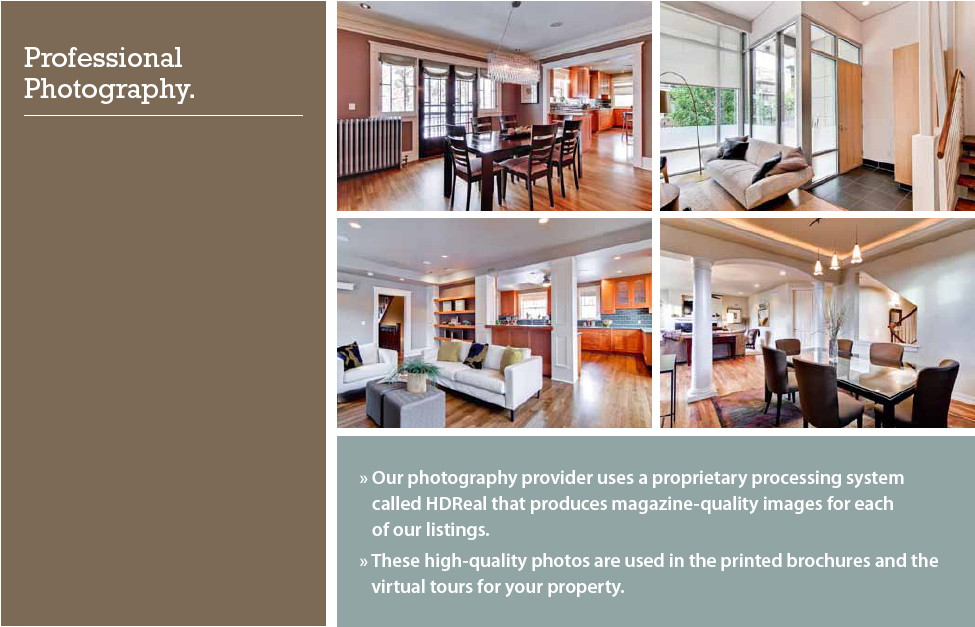 PorchLight Real Estate Group Photography
