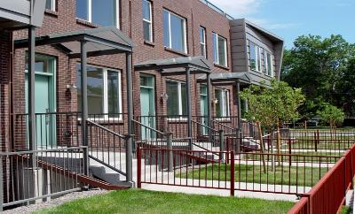 Berkeley Row Townhomes for sale in Highlands / Jefferson Park