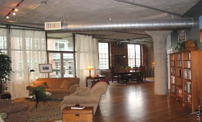 Rocky Mountain Warehouse Lofts For Sale In Lodo Denver