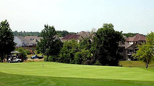 Copper Creek Golf Homes