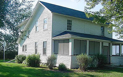 Iowa Farm House and Farmland for Sale