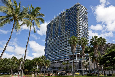 Trump Tower Waikiki Building