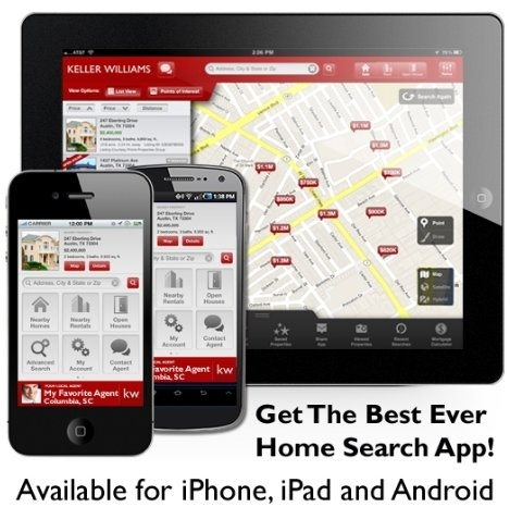 Davis Team Loganville Real Estate Search Mobile App
