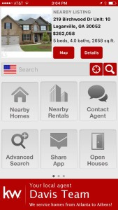 Davis Team App Keller Williams Realty