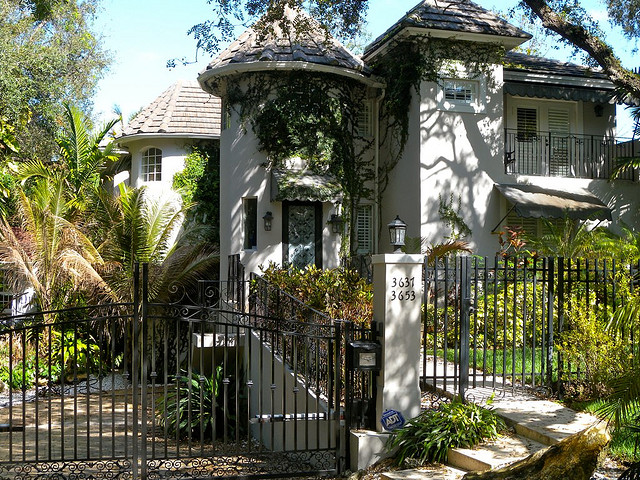 Coconut Grove FLorida homes and real estate