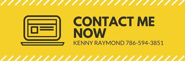 Contact Kenny Raymond