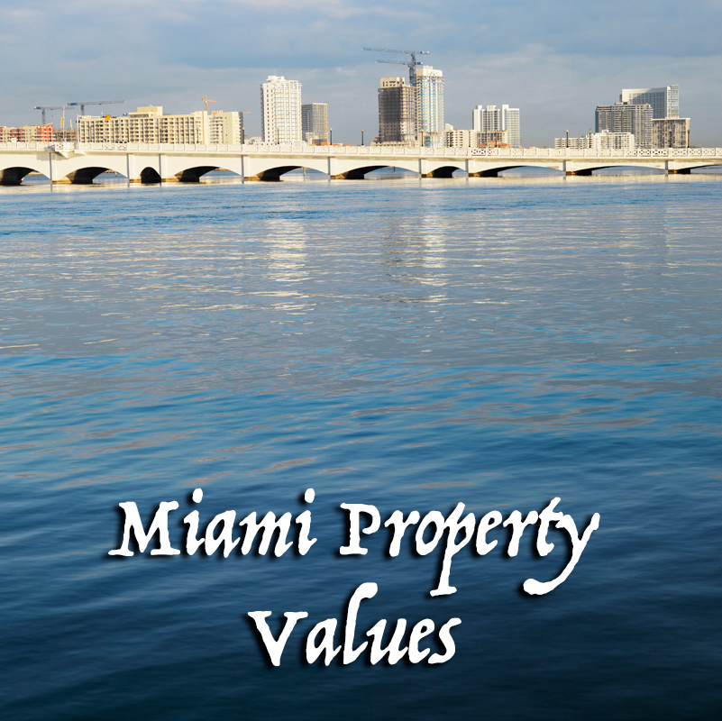 Miami Home PRices jumped nearly 10% over last year
