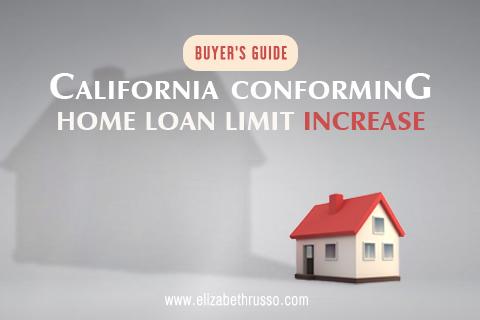 California conforming home loan limit