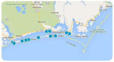 Emerald Isle North Carolina Homes For Sale Real Estate
