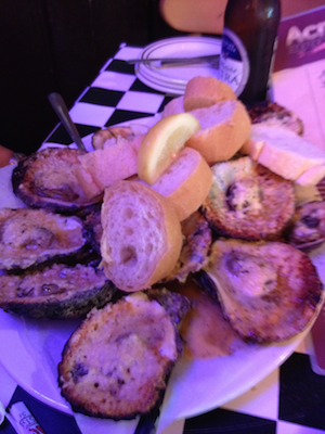 oysters are great in beaufort nc restaurants