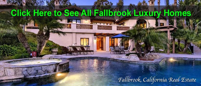 Fallbrook Homes For Sale