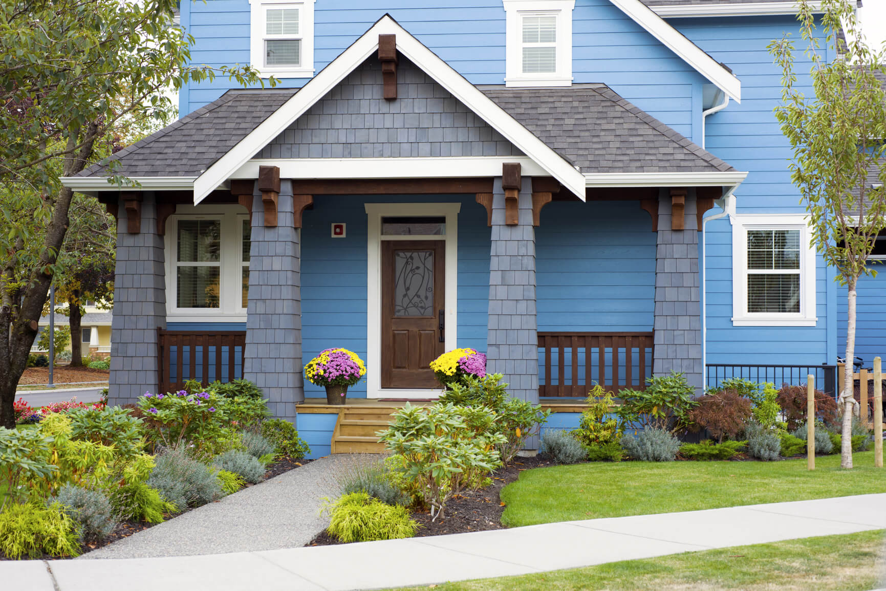 Budget friendly curb appeal ideas for Homes on a budget