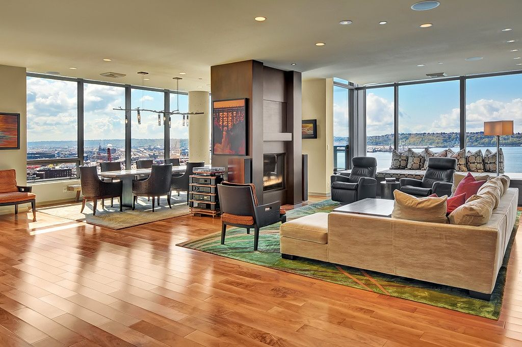 Seattle Penthouses for Sale