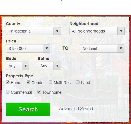 Philadelphia Homes for Sale Listings