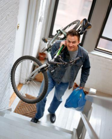 Philadelphia Property Manager Bike Storage