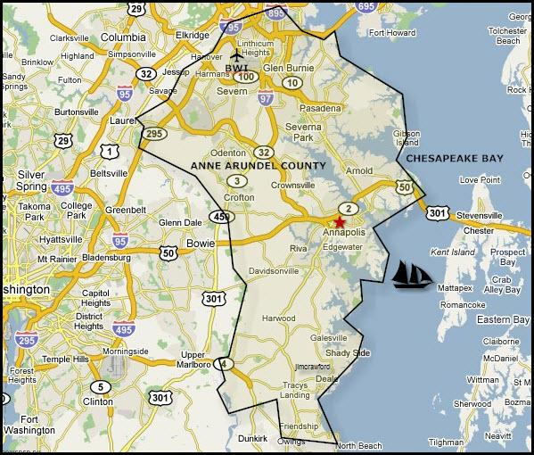 Search Anne Arundel County Real Estate Listings And Homes