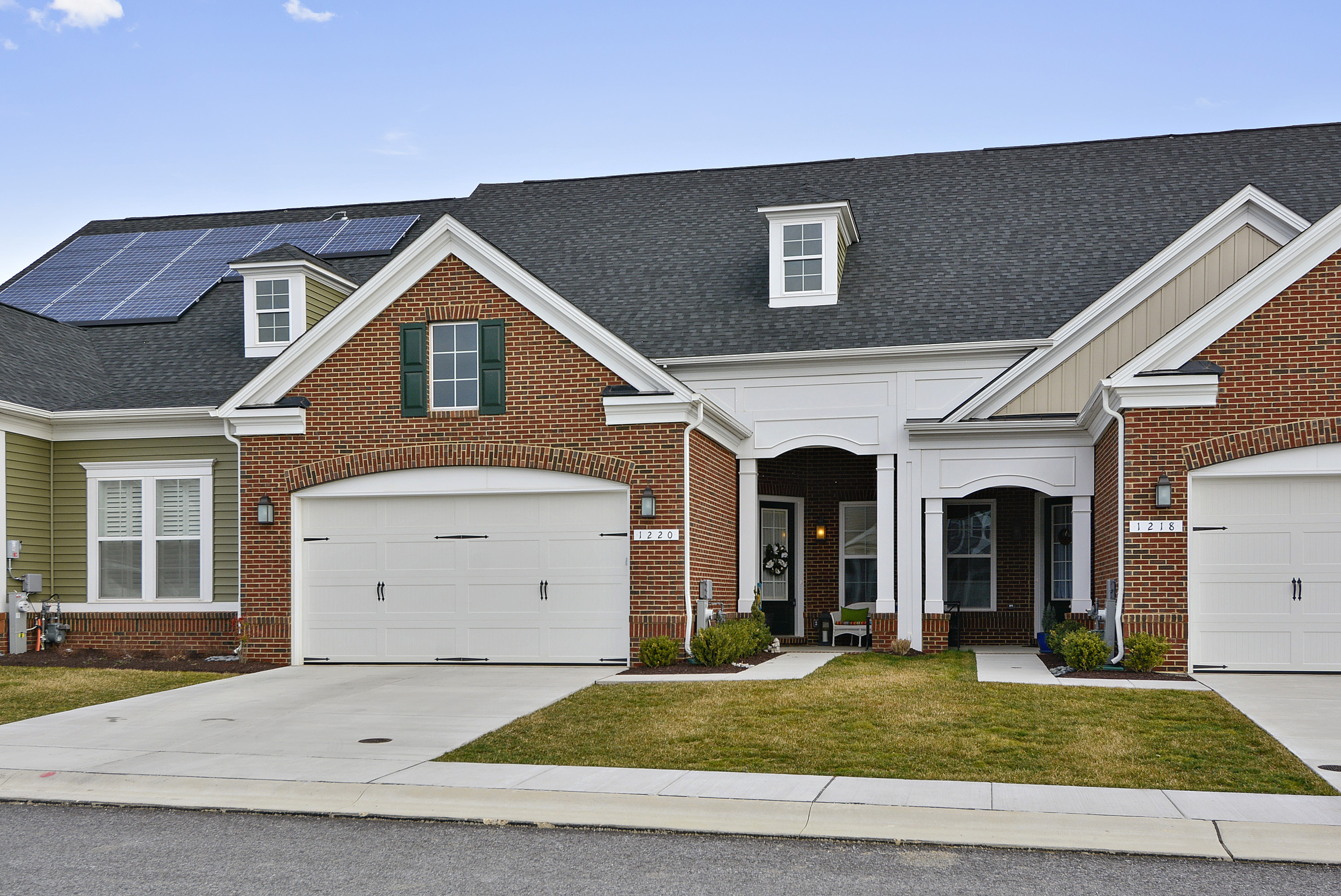 Odenton home for sale in the Twin Rivers subdivision