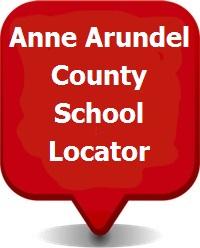 Anne Arundel County School Locator Search