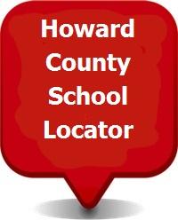 Howard County MD School Locator Search by Address