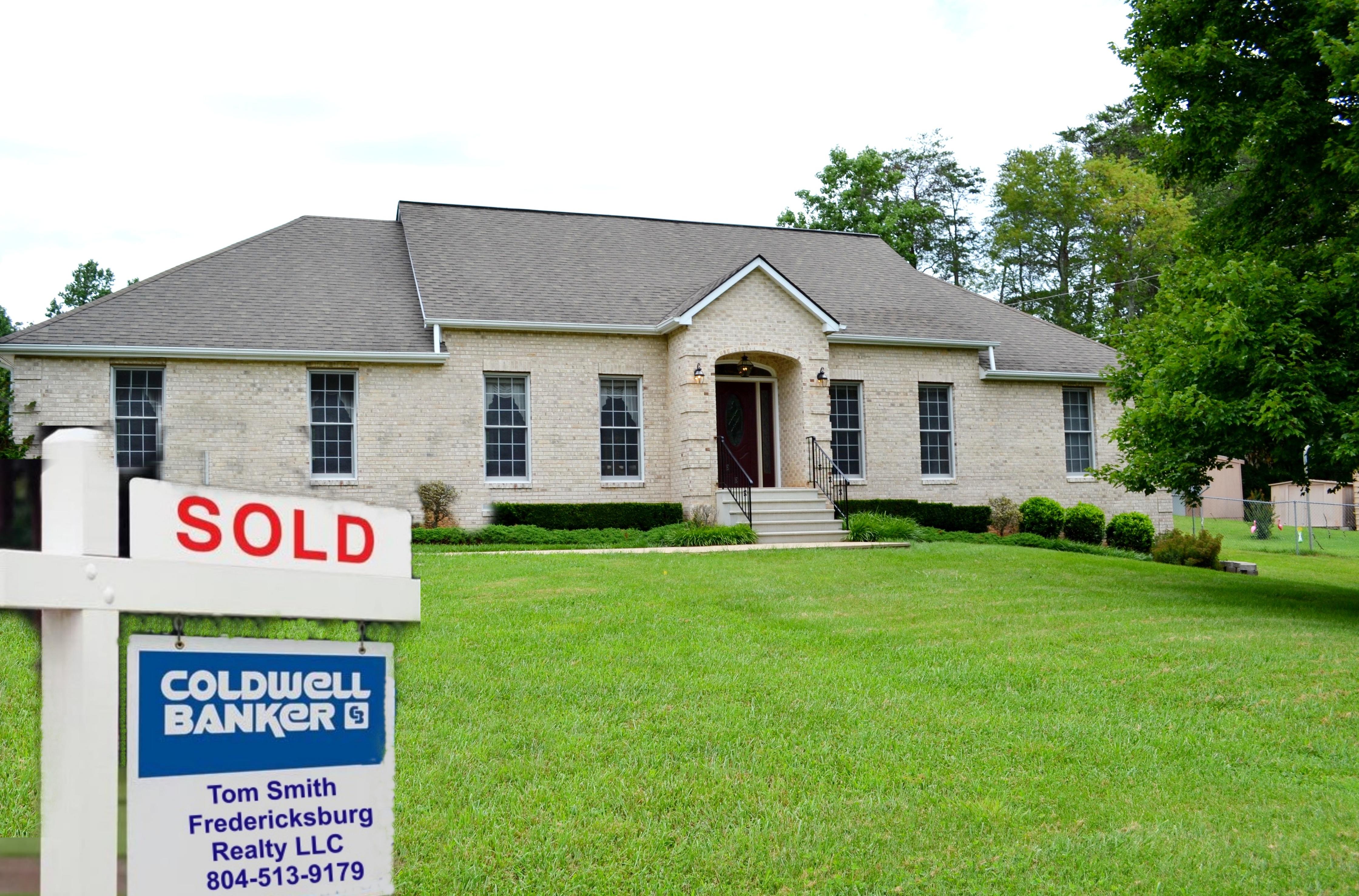 Fredericksburg Area market reports sold home image
