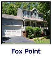 Fox Point Fredericksburg Community Home