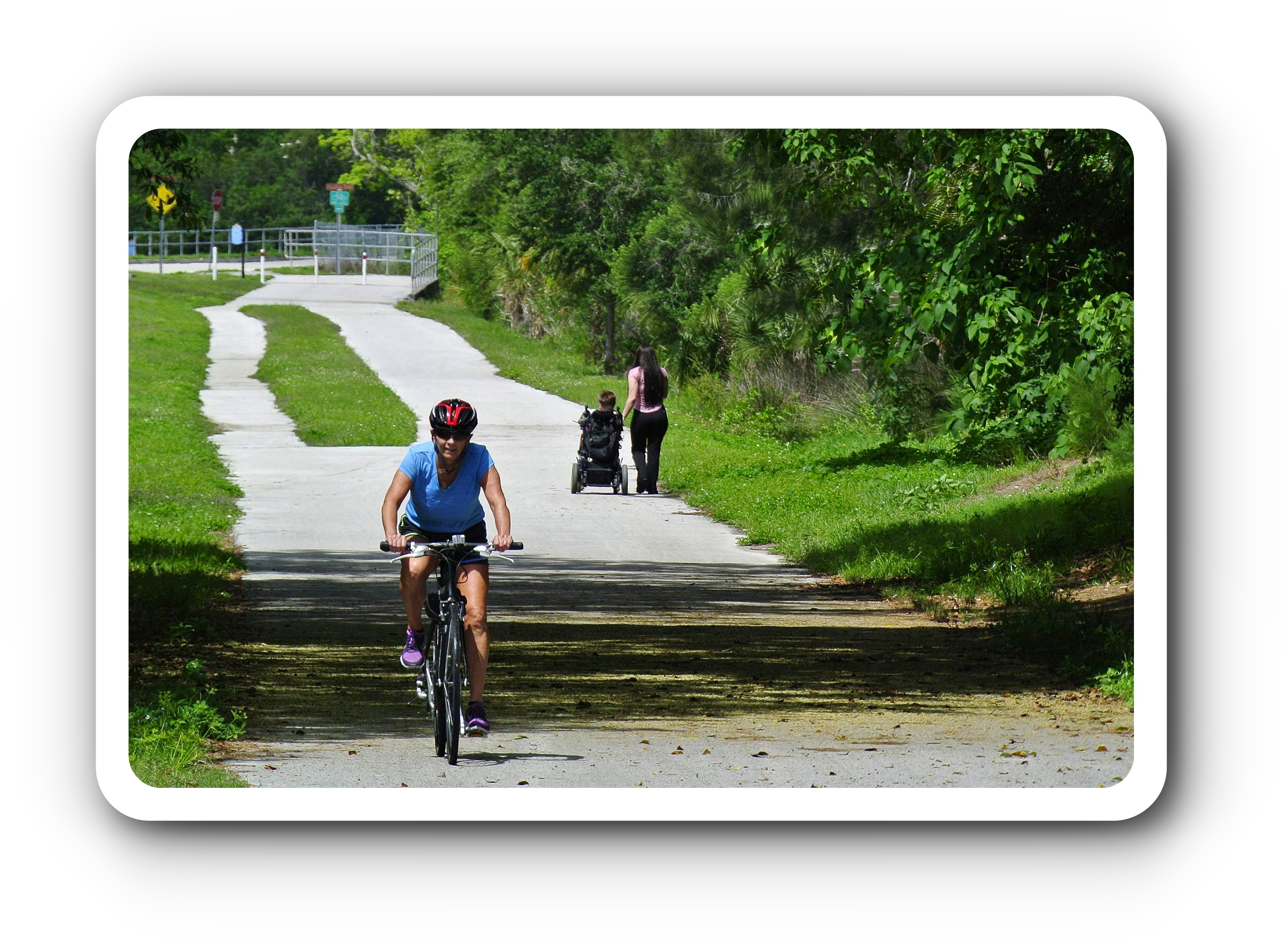 Fredericksburg Homes for Sale with Bike Trails Image