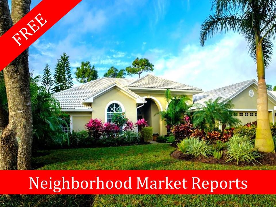 Free Neighborhood Real Estate Market Reports