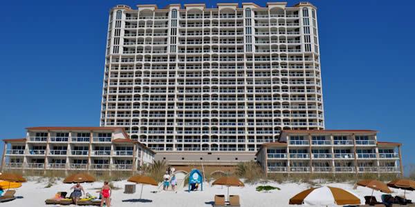 Beach Club Condominiums on Pensacola Beach