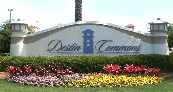 Destin Commons shopping mall