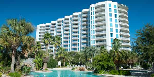 Destin condominiums at The Palms Resort