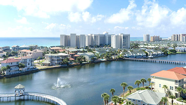 Pelican Beach Condos For Sale Destin Florida
