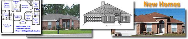 Pensacola Florida New Homes