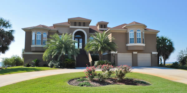 Pensacola luxury homes gulf front and estate homes for sale for Luxury beachfront property for sale