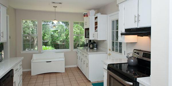 Kitchen at Anchor Ln