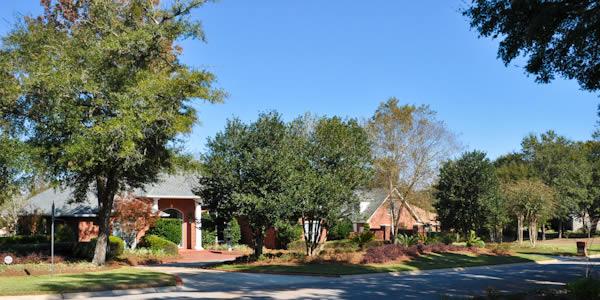 Homes in neighborhood near UWF