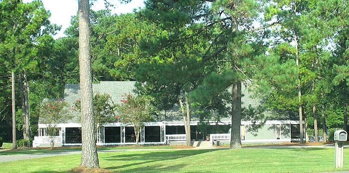 Carolina Shores Golf Clubhouse