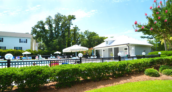 Oyster Harbour Clubhouse and Pool