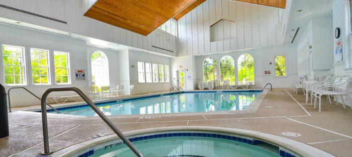 SeaScape Indoor Pool