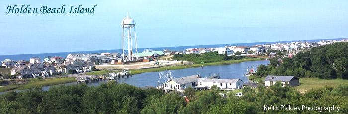 Holden Beach Island NC