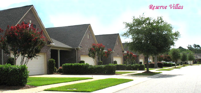 Palmetto Creek Reserve Villas