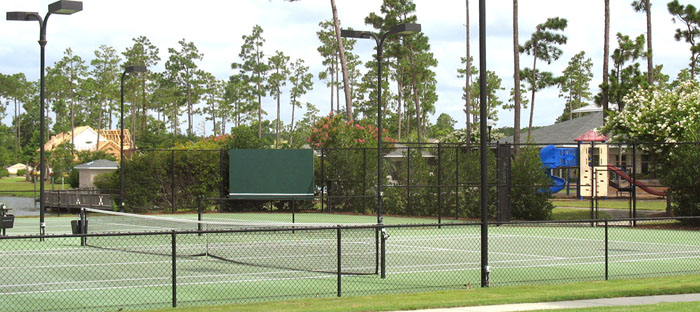 Palmetto Creek Tennis Courts