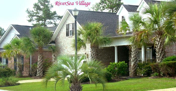 RiverSea Village Patio Homes for Sale