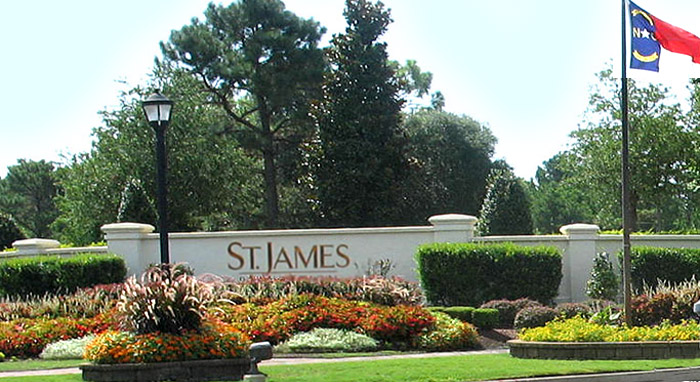 St James Plantation Homes for Sale
