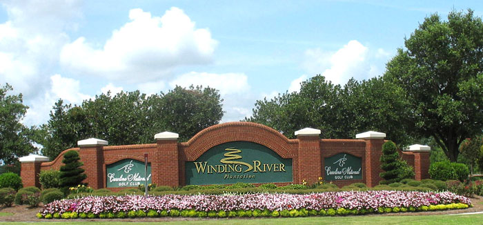 Homes for Sale in Winding River Oak Island