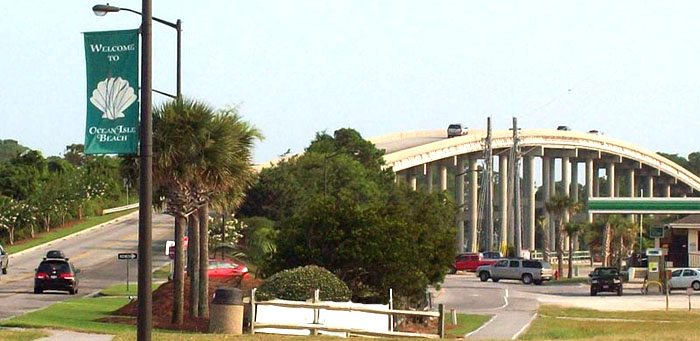 Ocean Isle Beach Bridge