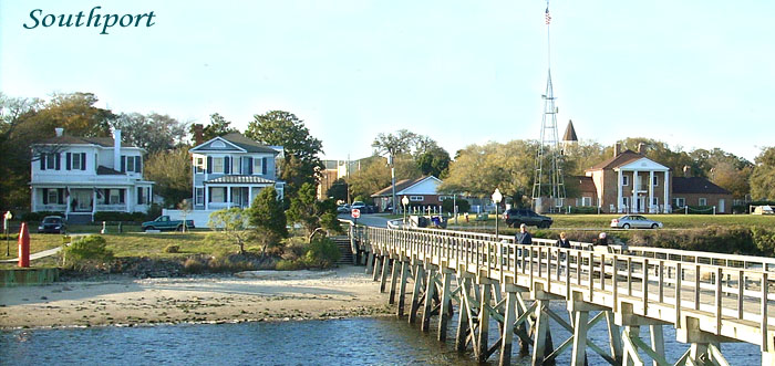 Homes in Southport, NC