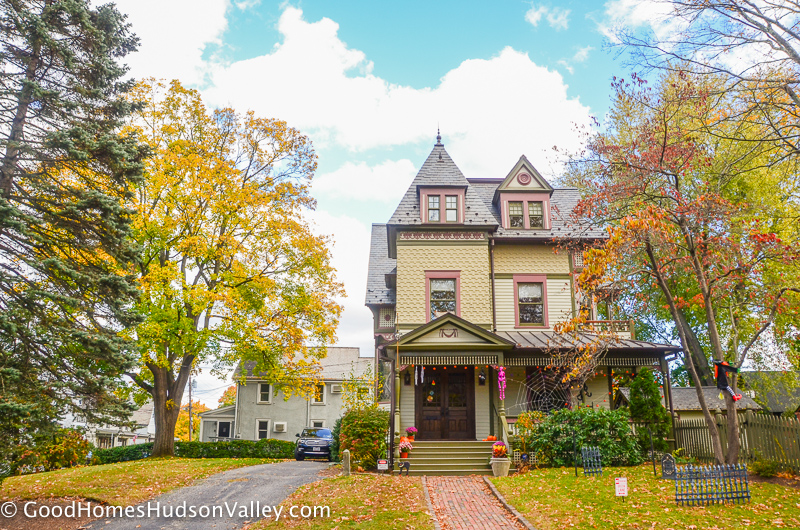 Victorian Homes in Katonah New York